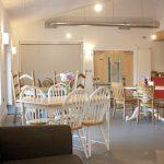 Café, Garway Community Centre, Herefordshire