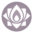 Lotus flower image for yoga class